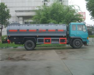 10 CBM Liquid Chemical Tank Truck