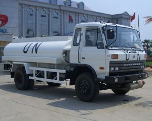 3000 Liters Oil Tank Refueling Truck